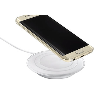 Callmate wireless charger for Sumsung S8 - White