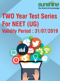 Two Year Test Series For NEET