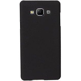 Premium Soft Silicone Matte Back Case Cover For Samsung Galaxy J2 Pro Black