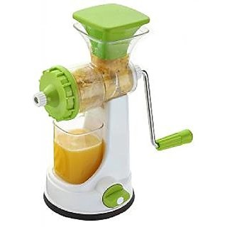 Manual Fruit and Vegetable Juicer With Vacuum Base