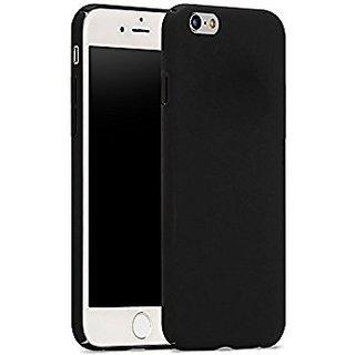 Premium Soft Silicone Matte Back Case Cover For Oppo F3 Plus Black
