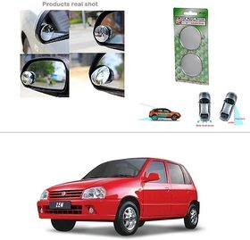 AutoStark Blind Spot Rear View Convex Mirror for Maruti Suzuki Zen