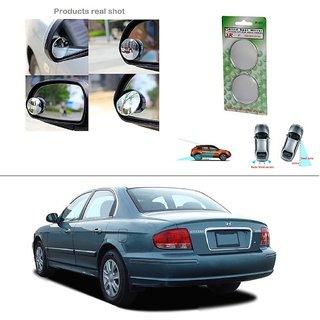 AutoStark Blind Spot Rear View Convex Mirror for Hyundai Santro Xing