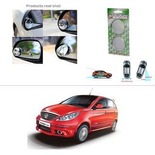 AutoStark Blind Spot Rear View Convex Mirror for Tata Vista Tech