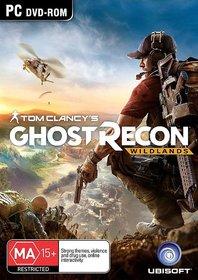 Tom Clancy's Ghost Recon Wildlands PC Game Offline Only