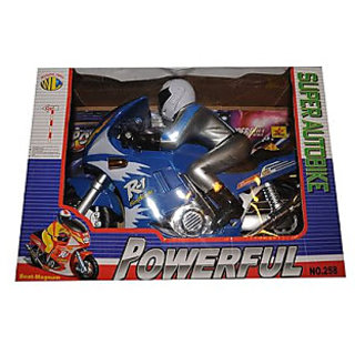 Battery Operated Powerful Super Autobike For Kids