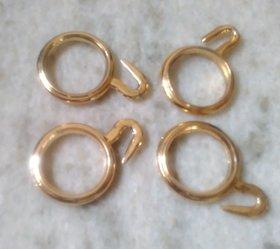 plastic curtain rings set of 100