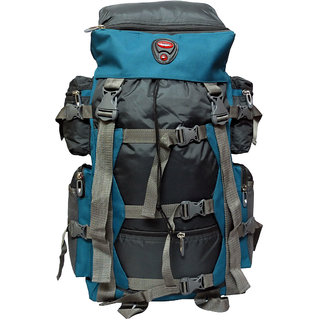Donex 55 L Water resistant Hiking Rucksack Backpack Multicolor RSC01837