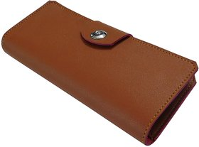 Sn Louis Tan Women Wallet