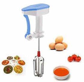 Free Hand Blender (Butter Milk Lassi Maker Hand Free Blender Mixer Egg Beater Lassi Butter Coffee Milk Egg Beater
