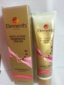Multi action fairness cream