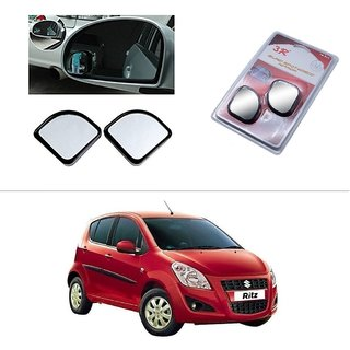 AutoStark 3R Blind Spot Mirror, Shape Semi Round, Suitable Rear View Mirrors And Side Mirrors For  Maruti Suzuki Ritz