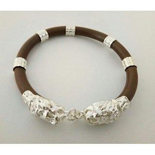 12a0a05dd7456 Lion Face Fashion Bangle Kada Bracelet For Girls Women
