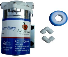 Aqua Fobes Sale  Services Aquatica 100GPD Booster Pump for All Kind of RO Water Purifier