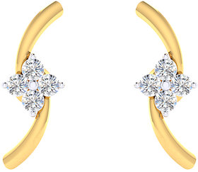 Cygnus 18k Gold GHI/SI Diamond Shane Earring