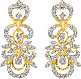 Cygnus 18k Gold GHI/SI Diamond Mahek Earring