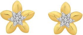 Cygnus 18k Gold GHI/SI Diamond Madhura  Earring