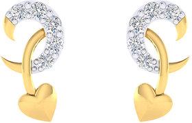 Cygnus 18k Gold GHI/SI Diamond Nes Earring