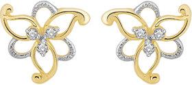 Cygnus 18k Gold GHI/SI Diamond Tanirika Earring