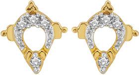 Cygnus 18k Gold GHI/SI Diamond Mohini Earring