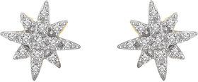 Cygnus 18k Gold GHI/SI Diamond Nandini  Earring