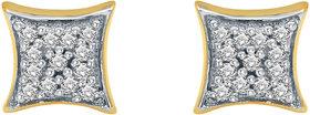 Cygnus 18k Gold GHI/SI Diamond Chouki  Earring