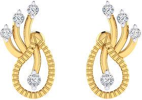 Cygnus 18k Gold GHI/SI Diamond Alia Earring