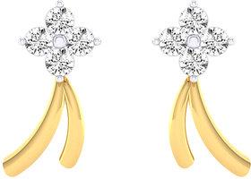 Cygnus 18k Gold GHI/SI Diamond Ima Earring