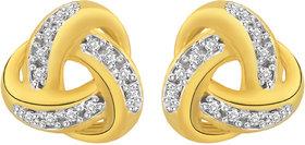 Cygnus 18k Gold GHI/SI Diamond Lochana  Earring