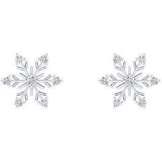 Cygnus 18k Gold GHI/SI Diamond Ebel Earring