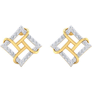 Cygnus 18k Gold GHI/SI Diamond Sadie Earring