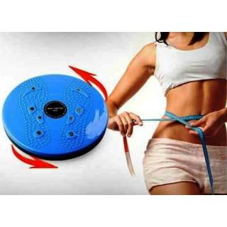shopeleven ACCUPRESSURE MAGNETIC Figure Twister - Tummy Twister Rotating Disc to Loose Weig