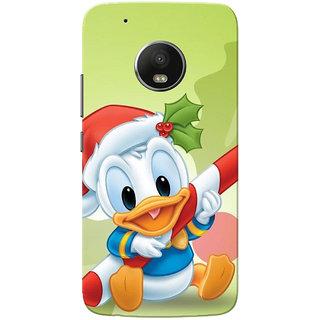 Moto G5 Plus Case, DD Green Slim Fit Hard Case Cover/Back Cover for Motorola Moto G5 Plus