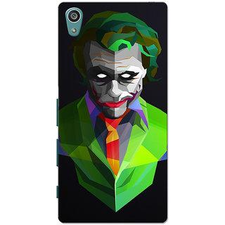 Xperia Z5 Case, Xperia Z5 Dual Case, Joker Slim Fit Hard Case Cover/Back Cover for Sony Xperia Z5 Dual/Z5