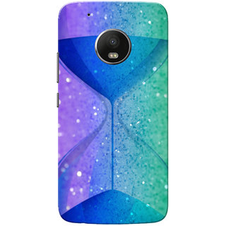 outlet store 2eee8 81198 Moto G5 Plus Case, Hourglass Sparkle Blue Green Slim Fit Hard Case  Cover/Back Cover for Motorola Moto G5 Plus