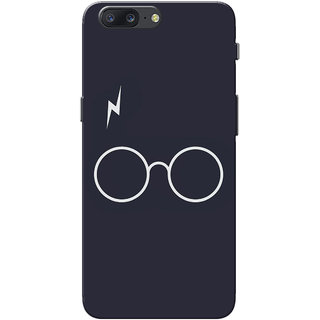 los angeles 37461 10bcf OnePlus 5 Case, One Plus 5 Case, HP Spectacles Slim Fit Hard Case  Cover/Back Cover for OnePlus 5