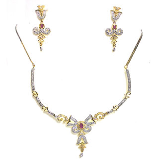 Fashion Thikana Exquisite Necklace set