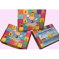 Educational Activity Kit For Kids (Theme :Floating,Sinking,Sailing 3 Month Pack)