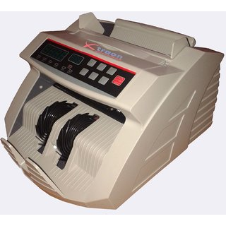 Loose Note Counting Machine With Fake Note Detection