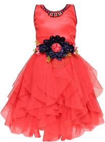 Girls Party Wear Frock Dress