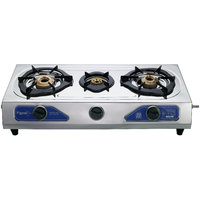 Pigeon Stainless Steel Stove 3 Burner Trio - Manual