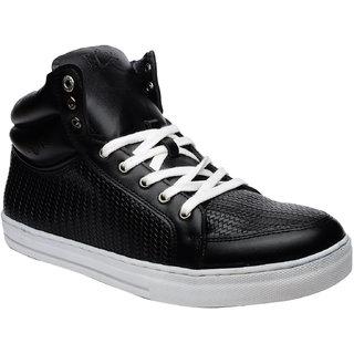 Buckaroo VALERIO Black MenS Boots