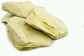 Multani Mitti Fuller's Earth Volcanic Clay Chunks - 400 gm (100 Purest Form).