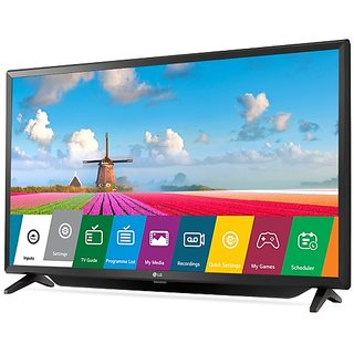 LG 32LJ548D 32 inches(81.28 cm) Smart HD Ready LED TV
