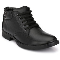 Mactree Men Black Casual Boots