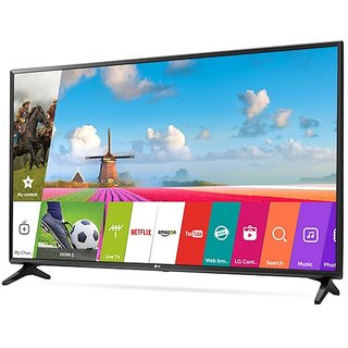 LG 49LJ554T 49 inches(124.46 cm) Full HD LED Tv