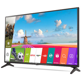 LG 49LJ617T 49 inches(124.46 cm) Full HD LED Tv