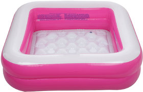 Aarushi Baby Bath Tub For Kids (Pink)