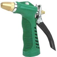 Plastic Trigger And Brass Nozzle Car Wash Water Gun Spray