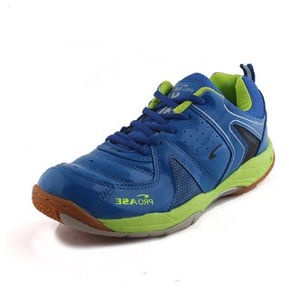 ProAse Blue Badminton Shoes